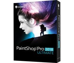 COREL PaintShop Pro 2018 Ultimate - Lifetime for 1 device