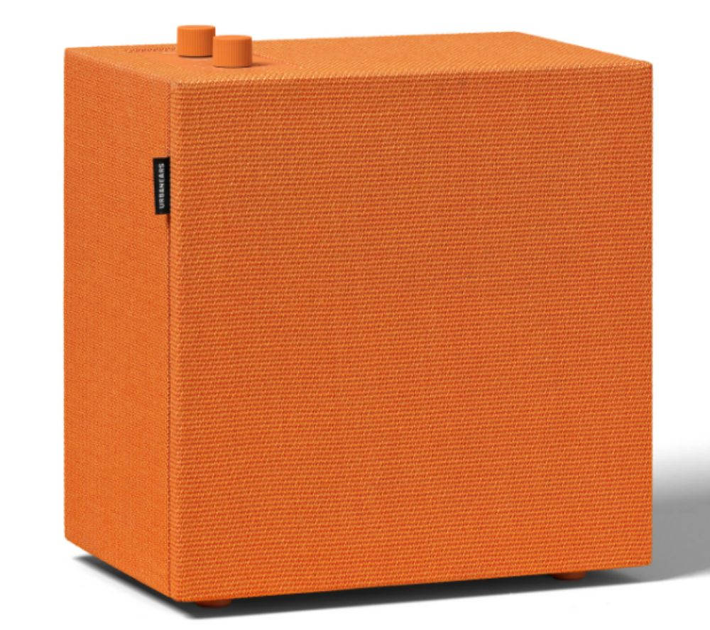 Compare prices for Urbanears Stammen Wireless Smart Sound Speaker - Orange