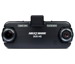 NEXTBASE Duo Full HD Dash Cam - Black