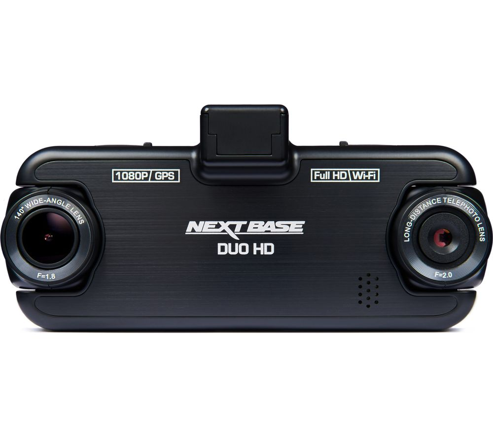 NEXTBASE Duo HD Dash Cam - Black