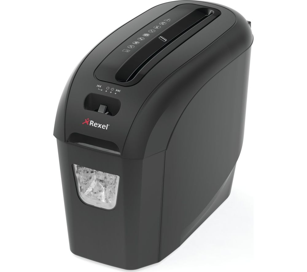 REXEL Prostyle+ 5 Cross Cut Paper Shredder