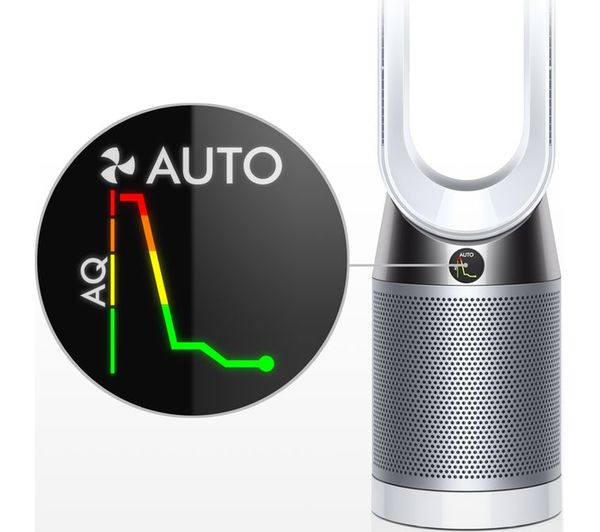 Dyson Pure Cool Tower Smart Air Purifier Fast Delivery