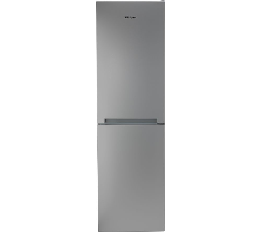 HOTPOINT TDC 95 T1I G 50/50 Fridge Freezer - Graphite