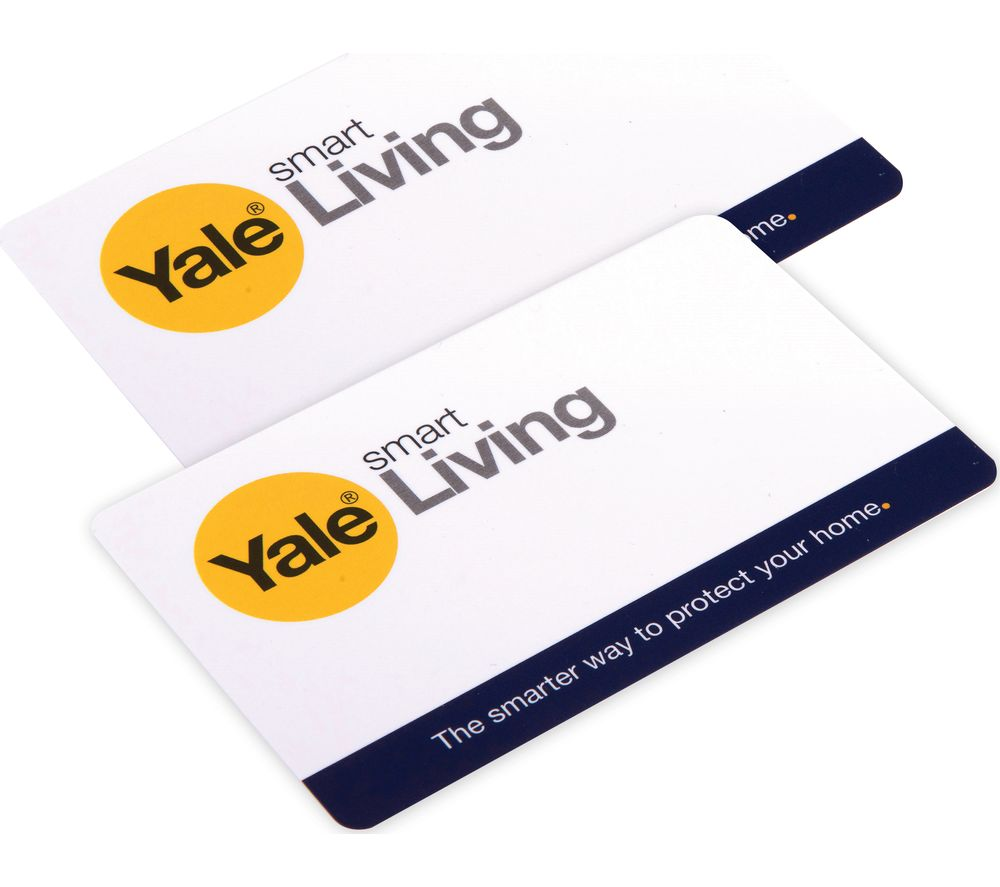 Image of YALE Keyless Connected Key Card - Twin Pack