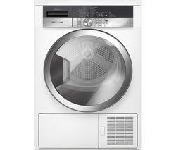 GRUNDIG GTN38250MGCW 8 kg Heat Pump Tumble Dryer - White
