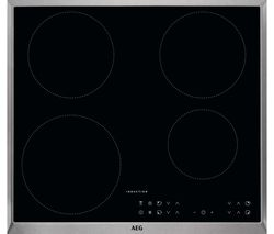 AEG IKB64301XB Electric Induction Hob - Black