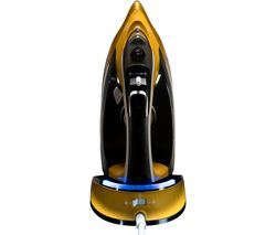 JML Phoenix Free Flight Cordless Steam Iron - Gold