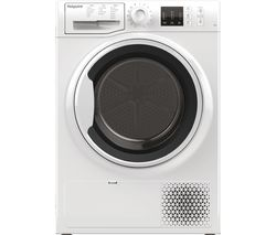 HOTPOINT NT M10 81WK UK 8 kg Heat Pump Tumble Dryer - White