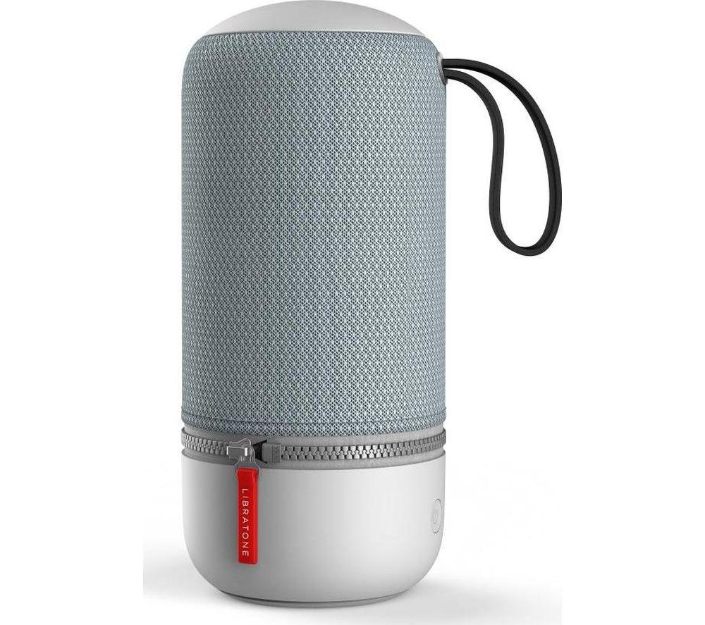 LIBRATONE ZIPP MINI 2 Portable Wireless Voice Controlled Speaker - Grey