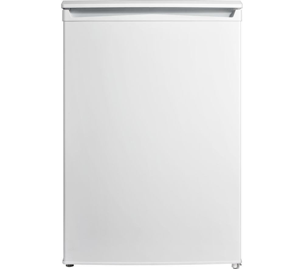 ESSENTIALS CUF55W19 Undercounter Freezer - White