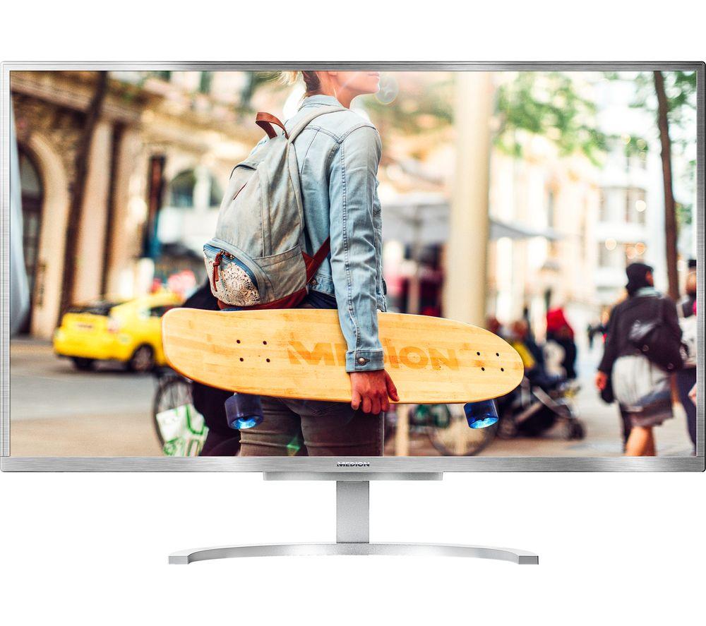 Image of MEDION AKOYA E23401 Intelu0026reg Coreu0026trade i5 All-in-One PC - 2 TB HDD & 128 GB SSD - Silver, Silver