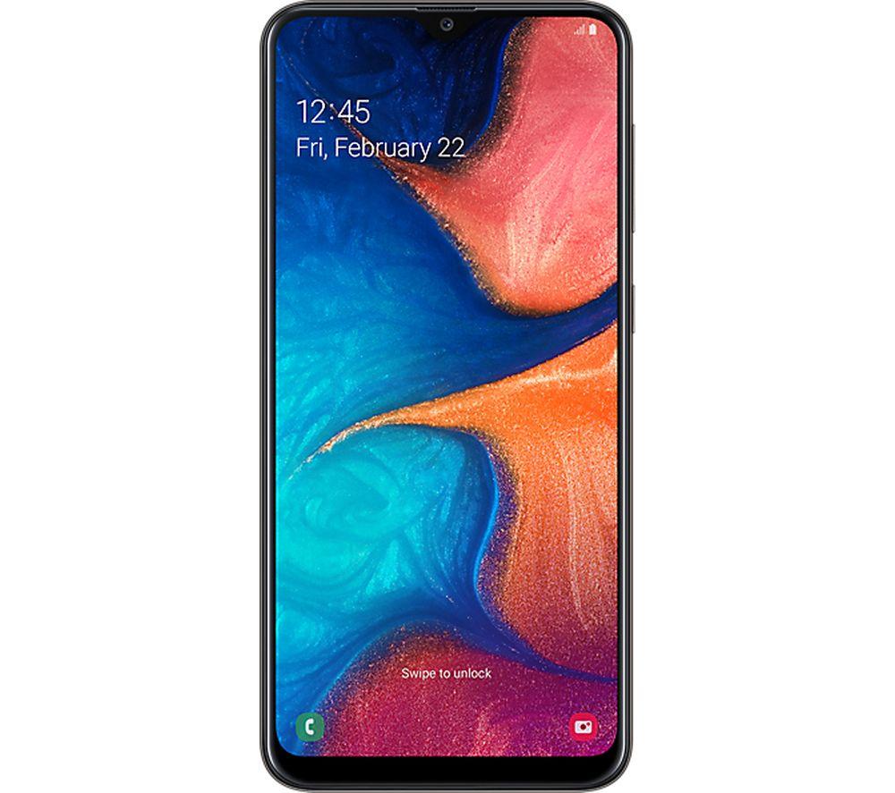 SAMSUNG Galaxy A20e - 32 GB, Black