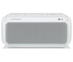 LG PK3W XBOOM Go Portable Bluetooth Speaker - White