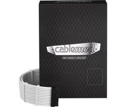 PRO ModMesh C-Series RMi & RMx Cable Kit - White