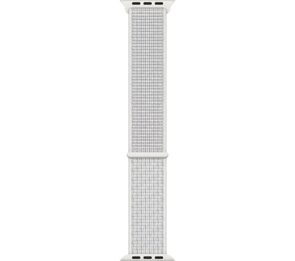 APPLE Watch 40 mm Nike Sport Loop - Summit White