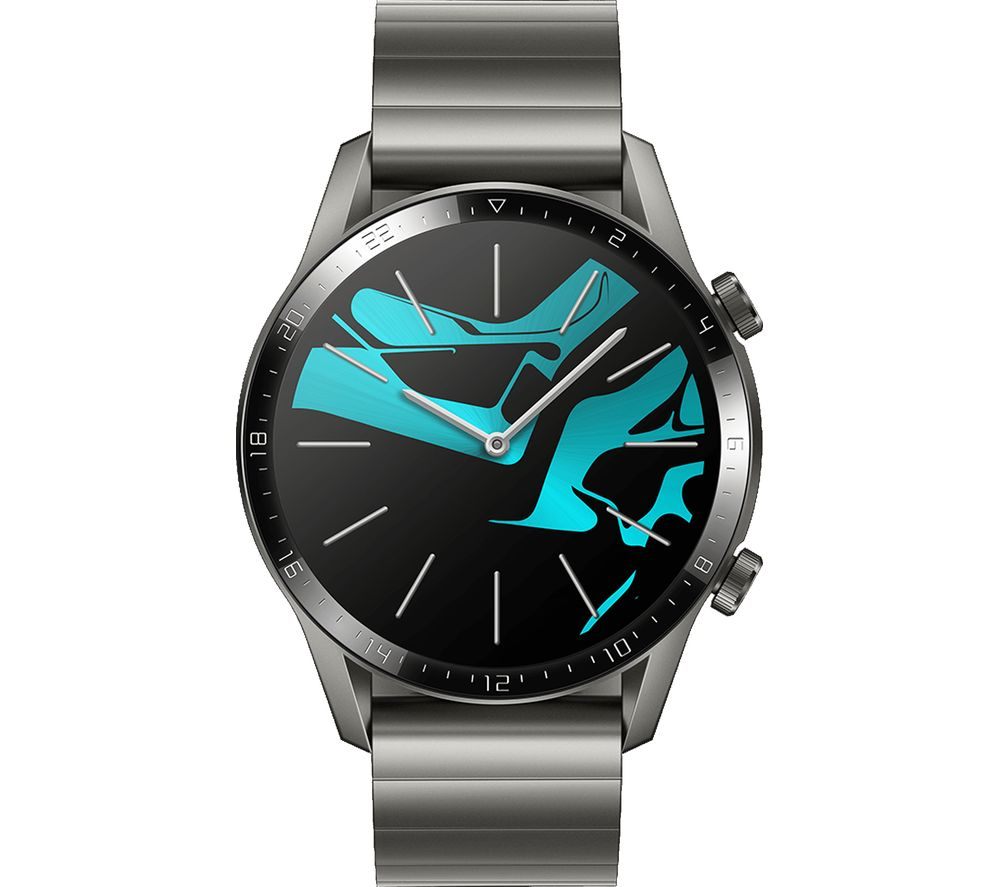 HUAWEI Watch GT 2 Elite - 46 mm, Titanium Grey