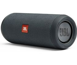 Flip Essential Portable Bluetooth Speaker - Black