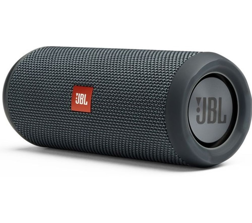 JBL Flip Essential Portable Bluetooth Speaker - Gun Metal