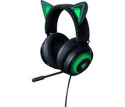 Kraken Kitty Edition 7.1 Gaming Headset - Black