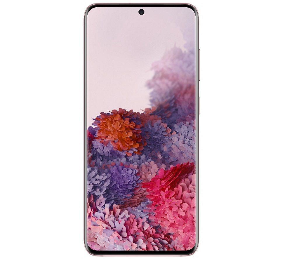 SAMSUNG Galaxy S20 5G - 128 GB, Pink