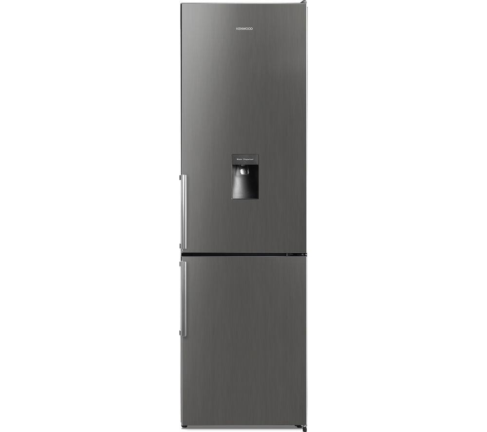 KENWOOD KNFD2MX20 70/30 Fridge Freezer - Inox