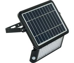 Solar Guardian LEXSF11B40 Floodlight - Black