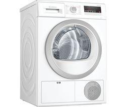 WTN85201GB 7 kg Condenser Tumble Dryer - White