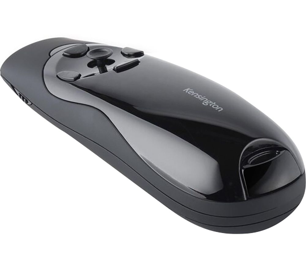 Image of KENSINGTON Presenter Expert K72425EU Wireless Presenter - Black, Black