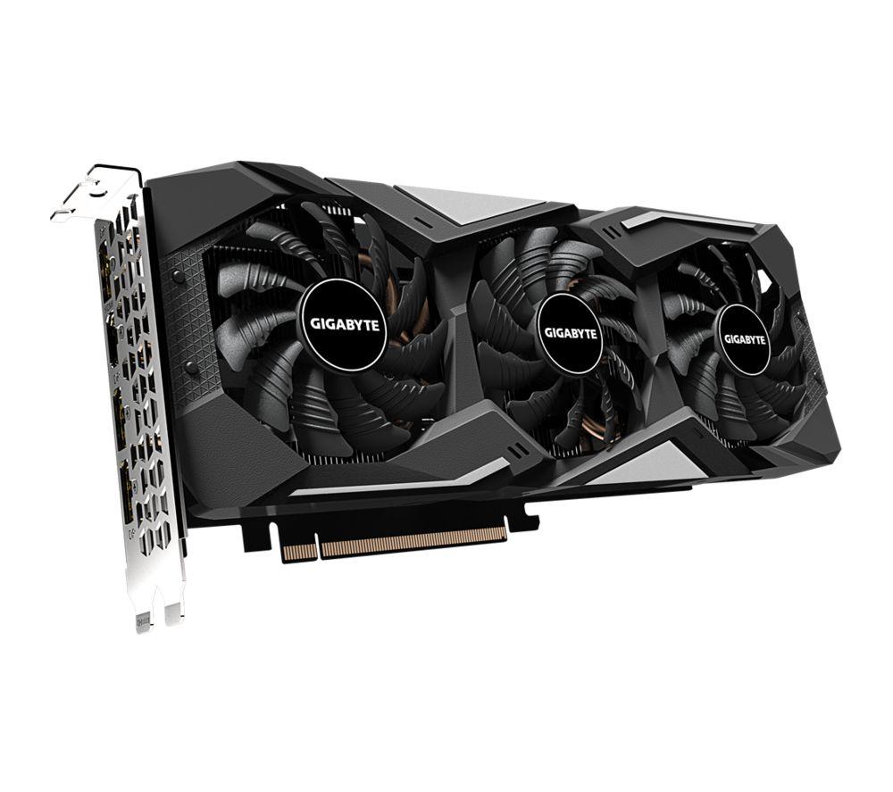 Image of GIGABYTE GeForce GTX 1660 Super 6 GB Gaming OC Graphics Card