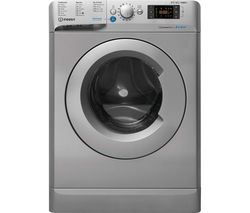 Innex BDE 861483X S UK N 8 kg Washer Dryer - Silver