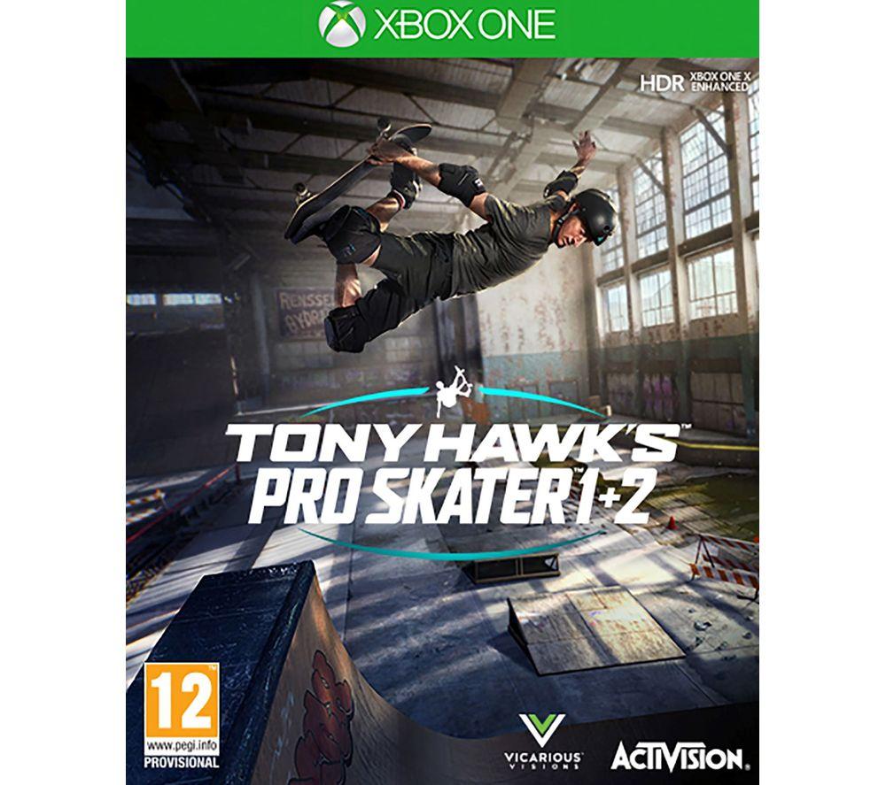 XBOX Tony Hawk's Pro Skater 1 & 2