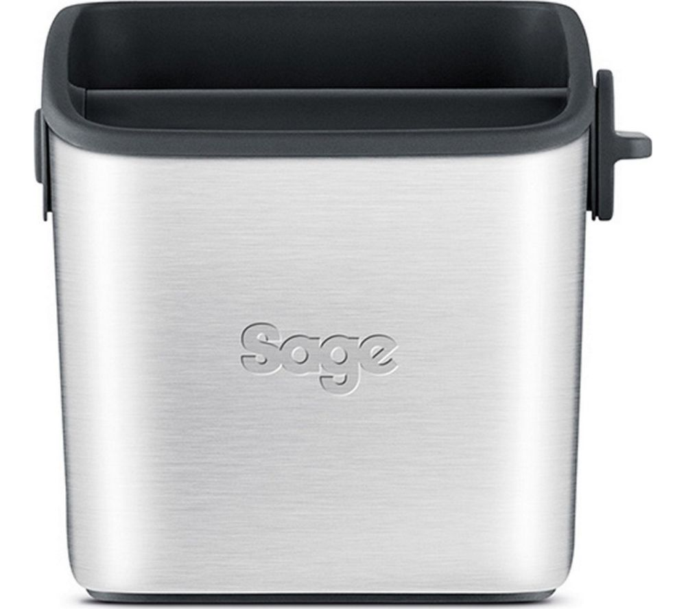 SAGE BES100 Coffee Knock Box Mini - Silver, Silver