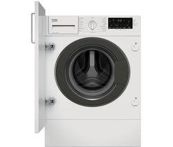 WTIK84121 Integrated 8 kg 1400 Spin Washing Machine