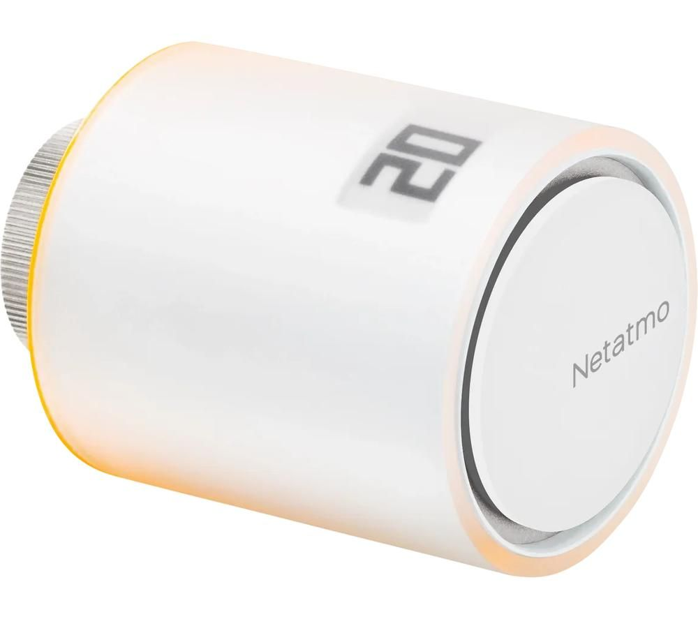 NETATMO NAV-EN Additional Smart Radiator Valve