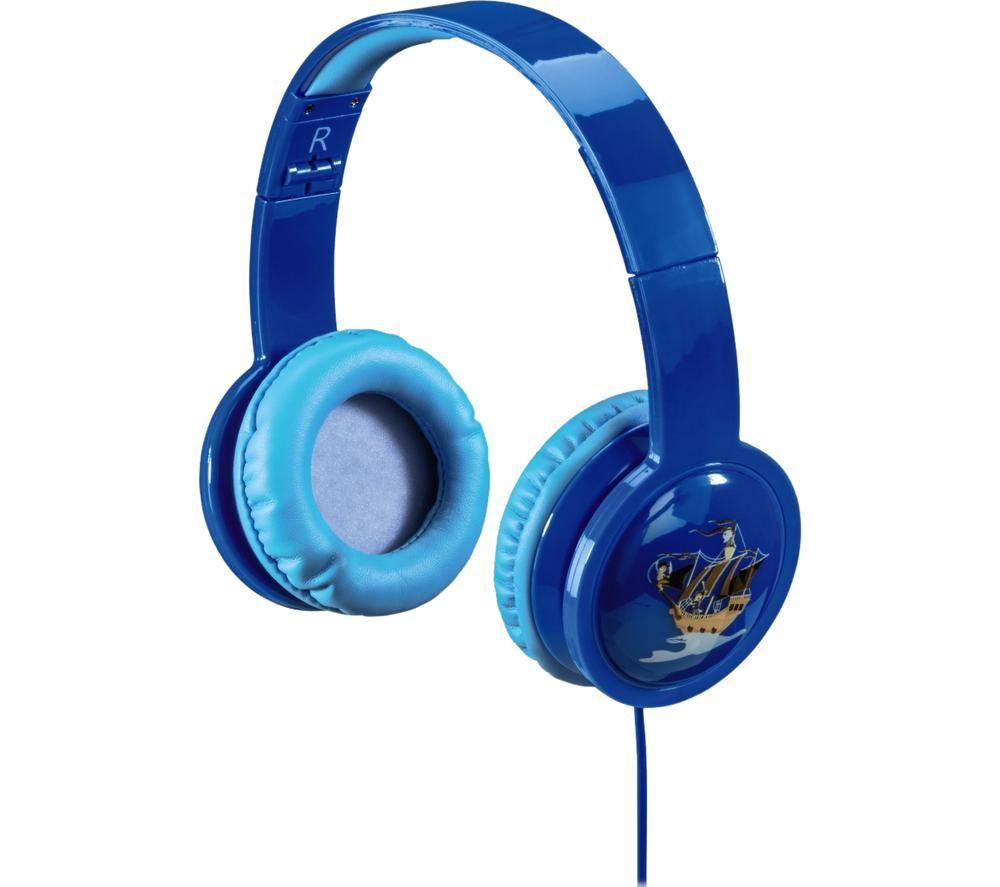 HAMA Blink'n Kids 135663 Kids Headphones - Blue, Blue