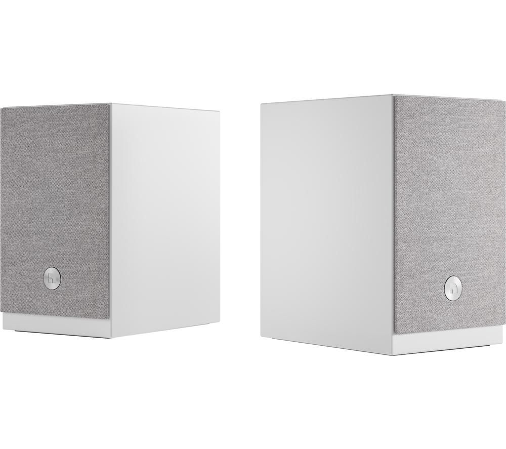 AUDIO PRO A26 Wireless Bookshelf Speakers -White, White