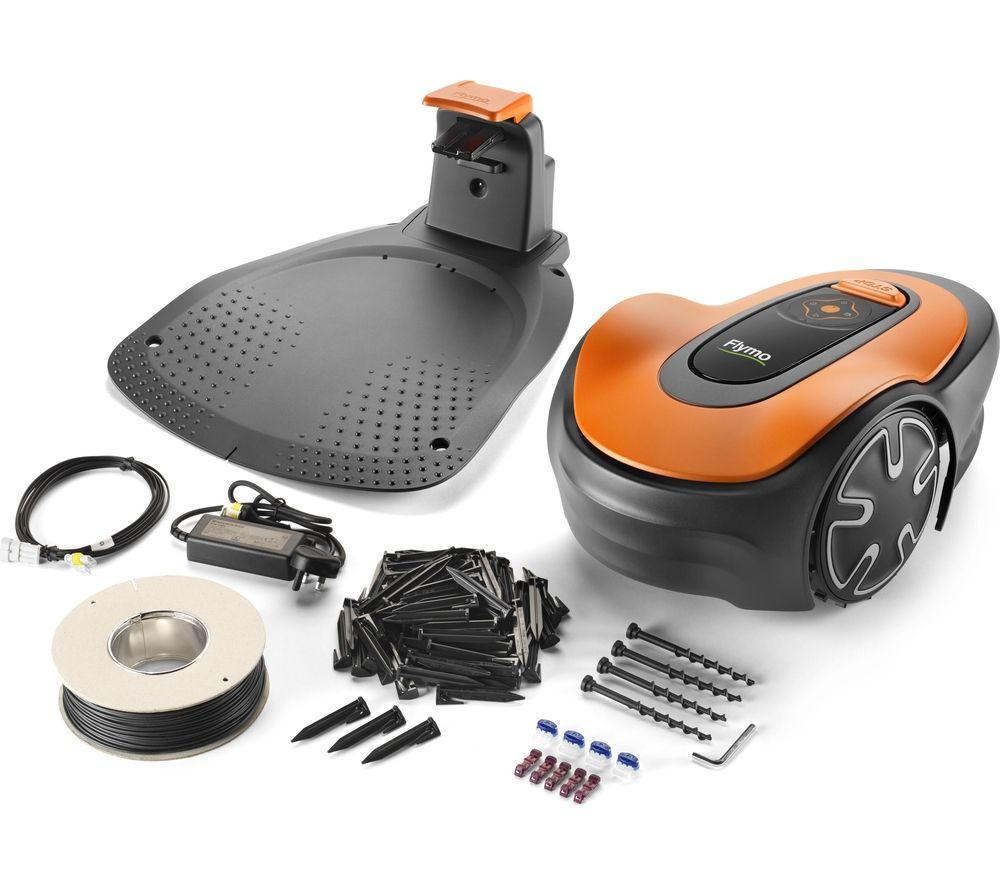FLYMO EasiLife GO 500 Robot Lawn Mower