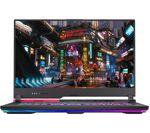 £1699, ASUS ROG STRIX G15 AMD Advantage 15.6inch Gaming Laptop - AMD Ryzen 9, RX 6800M, 1 TB SSD, AMD Ryzen 9 5900HX Processor, RAM: 16GB / Storage: 1 TB SSD, Graphics: AMD Radeon RX 6800M 12GB, 303 FPS when playing Fortnite at 1080p, Quad HD screen / 165 Hz,