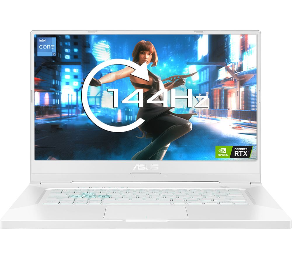 "Image of ASUS TUF Dash F15 15.6"" Gaming Laptop - Intel®Core™ i5, RTX 3050, 512 GB SSD"