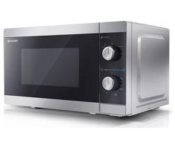 YC-MS01U-S Solo Microwave - Silver