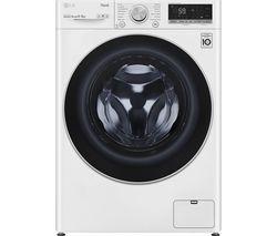 TurboWash with AI DD V6 FWV686WTE WiFi-enabled 8 kg Washer Dryer - White