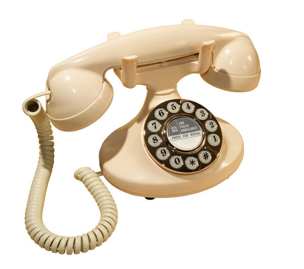 Image of GPO Pearl Corded Phone