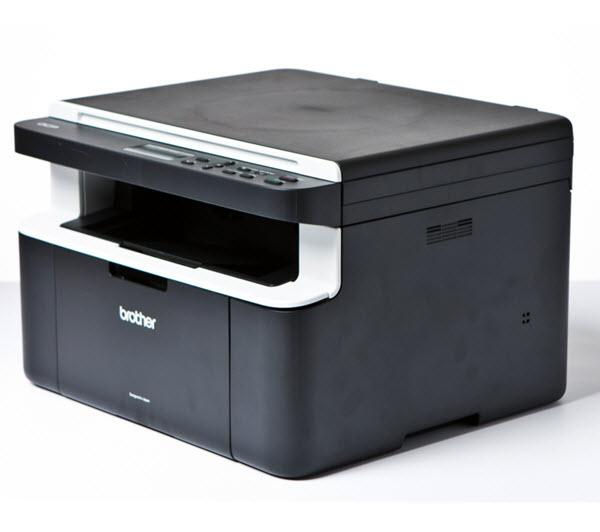 Image of BROTHER DCP1512 All-in-One Monochrome Laser Printer