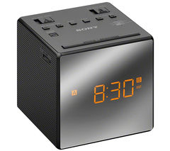 SONY ICFC1TB FM/AM Clock Radio - Black