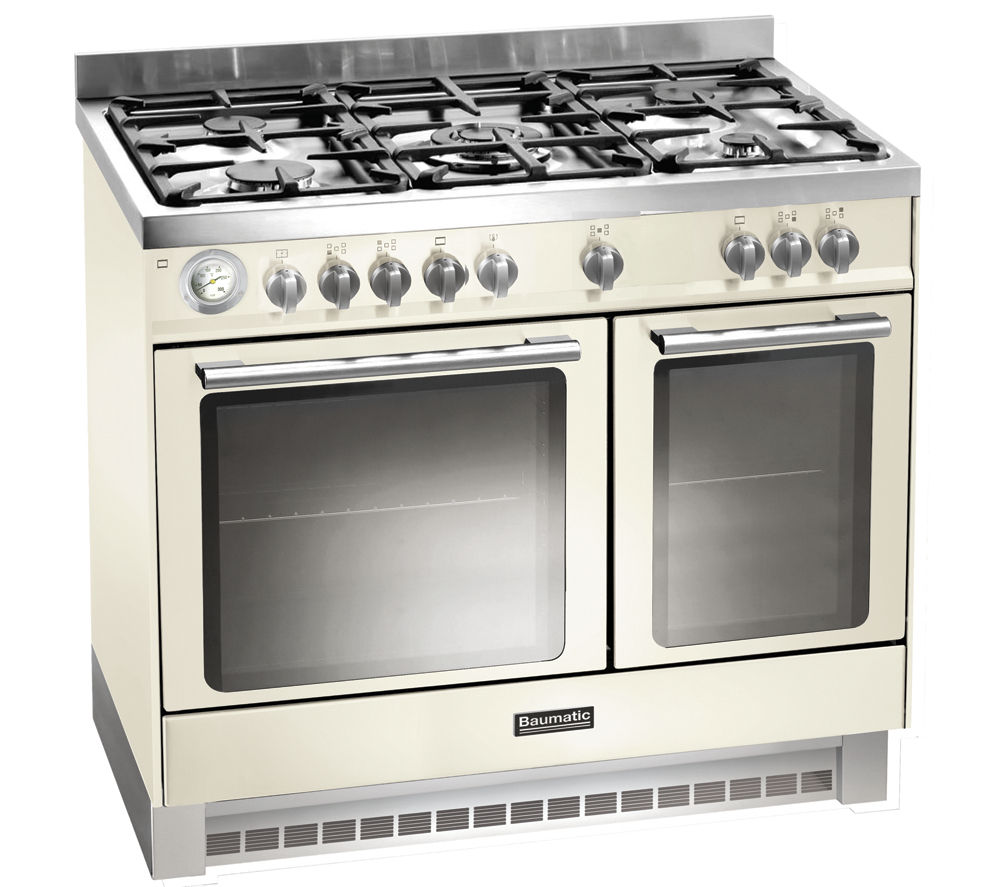 Compare prices for Baumatic BCD925IV Duel Fuel Range Cooker
