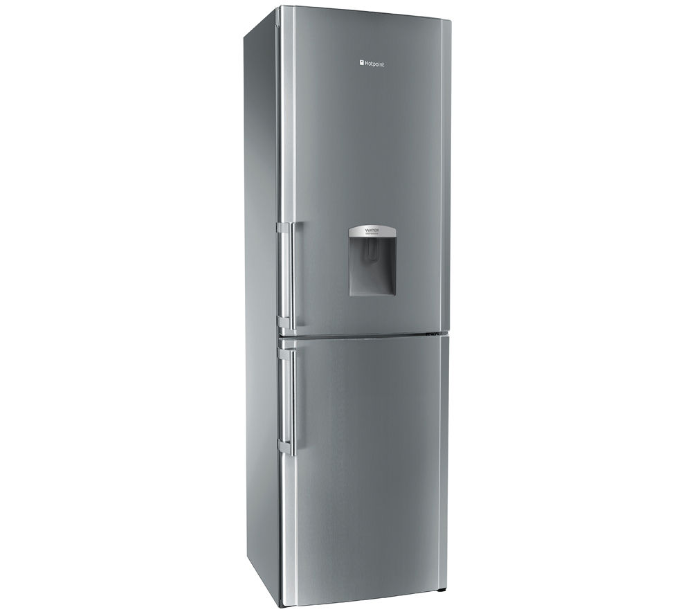 HOTPOINT FFLAA58WDG 60/40 Fridge Freezer - Graphite