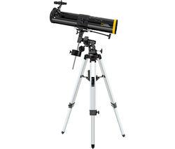 NAT. GEOGRAPHIC 76/700 EQ Reflector Telescope