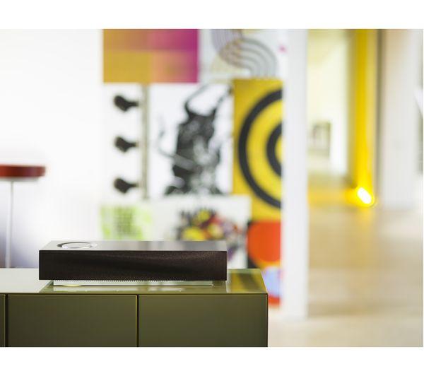 Buy Naim Mu So Wireless Speaker Black Free Delivery