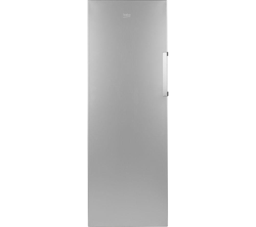 BEKO Pro FFP1671S Tall Freezer – Silver