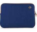 "GOJI GSMBL1216 12"" MacBook Sleeve - Navy & Brown"
